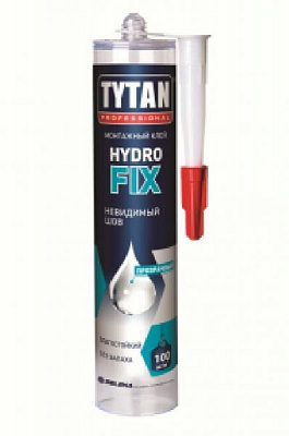 Клей ''Жидкие гвозди Tytan Hydro Fix'' прозрачный 310гр.